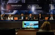 Taques, ONU e agência federal fecham acordos para alavancar infraestrutura de MT