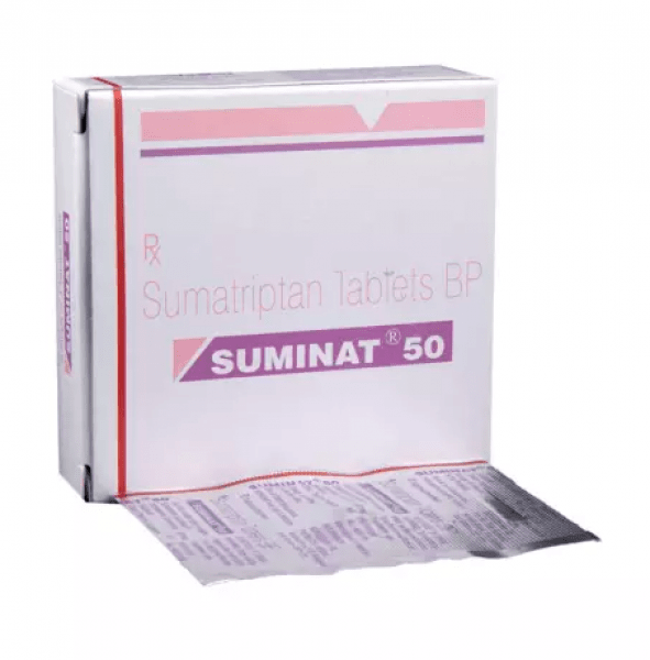Generic Imitrex (Sumatriptan) 50 mg Tablets Sumatriptan ...