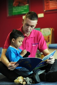 Nursery chain to challenge stereotypes by making tenth of its workforce male