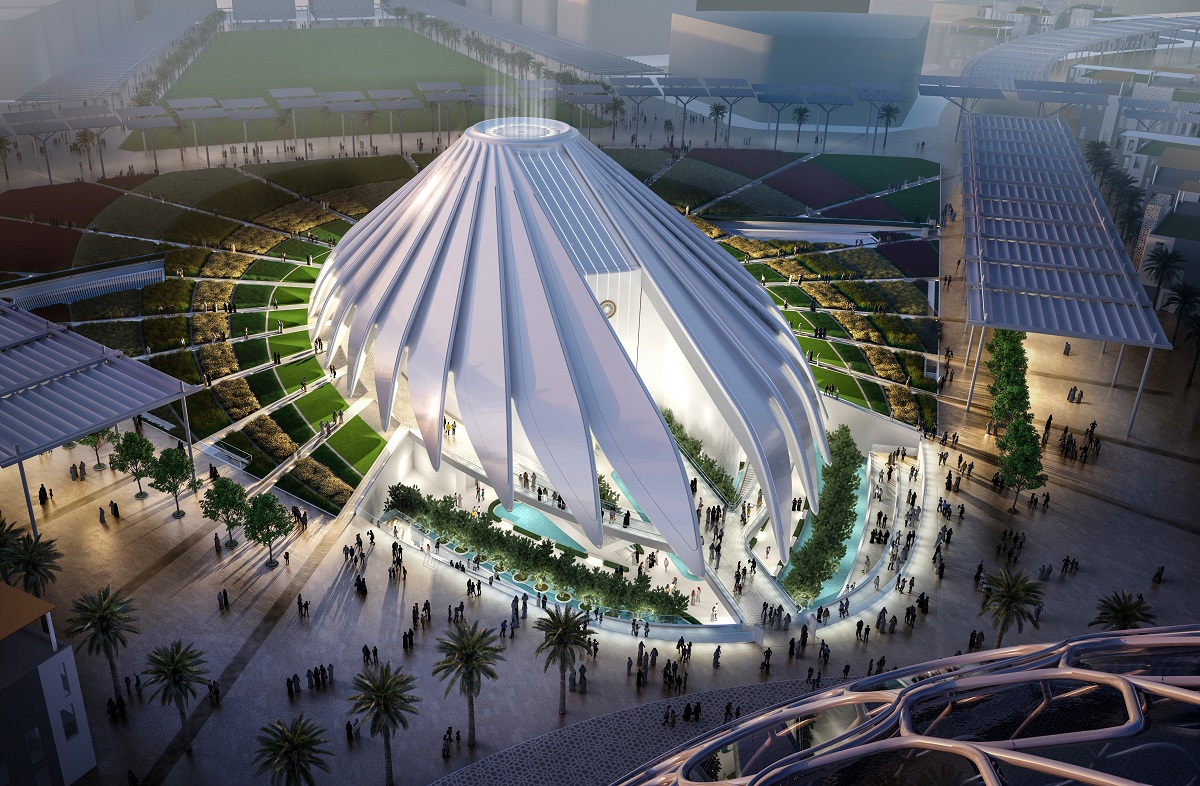 Breaking Ground on UAE Pavilion at Expo 2020 Dubai  dayofdubai