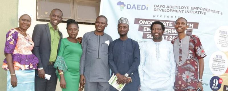 Ondo State Youth Empowerment Summit 2019 (8th Edition)