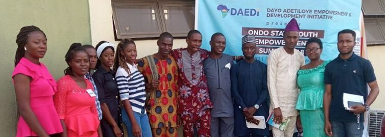 Dayo Adetiloye Leadership and Entrepreneurship Fellowship (DALEF) 2019