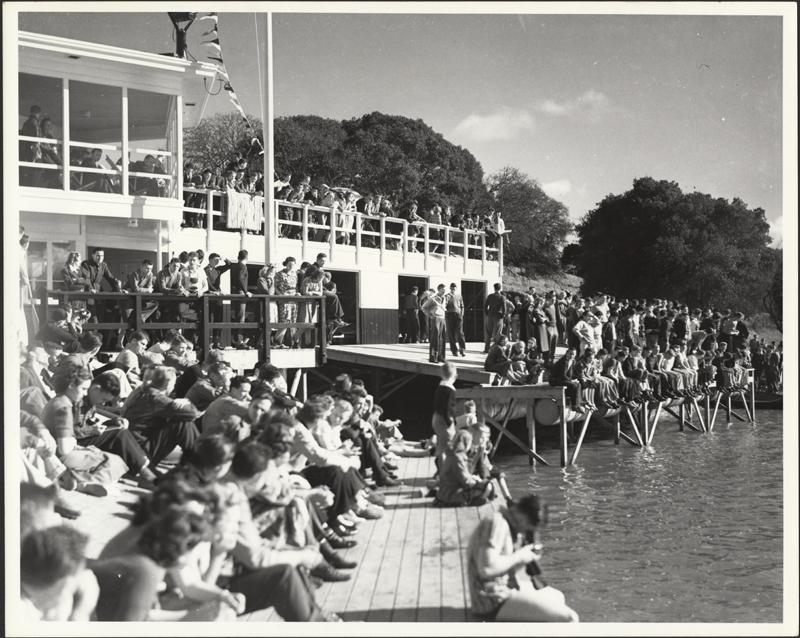 Stanford's Lake Lagunita history | days at knight