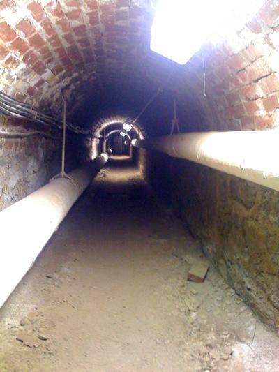 Stanford Steam Tunnel