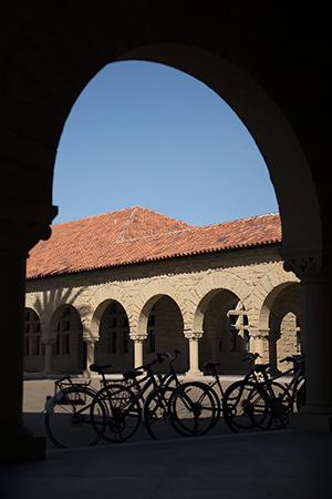 Bike Sale at Stanford