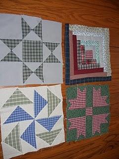 Pretty Quilt Blocks