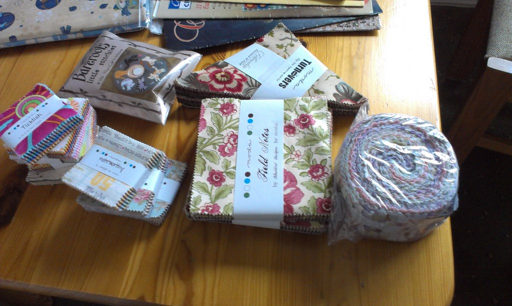 Parcel from Alice