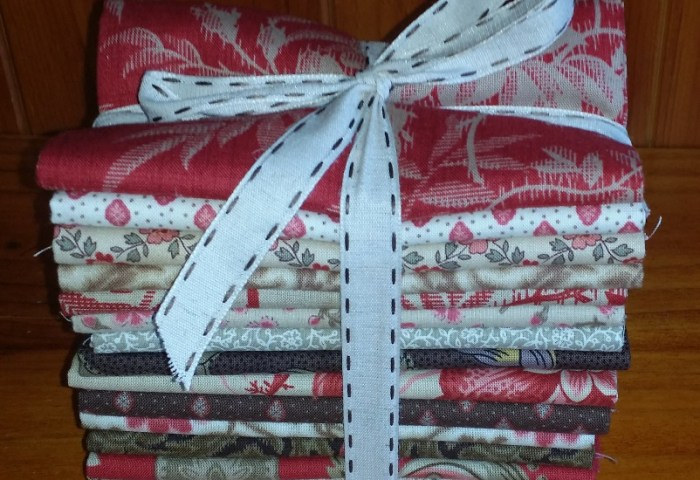 A Quilter's Birthday Treats