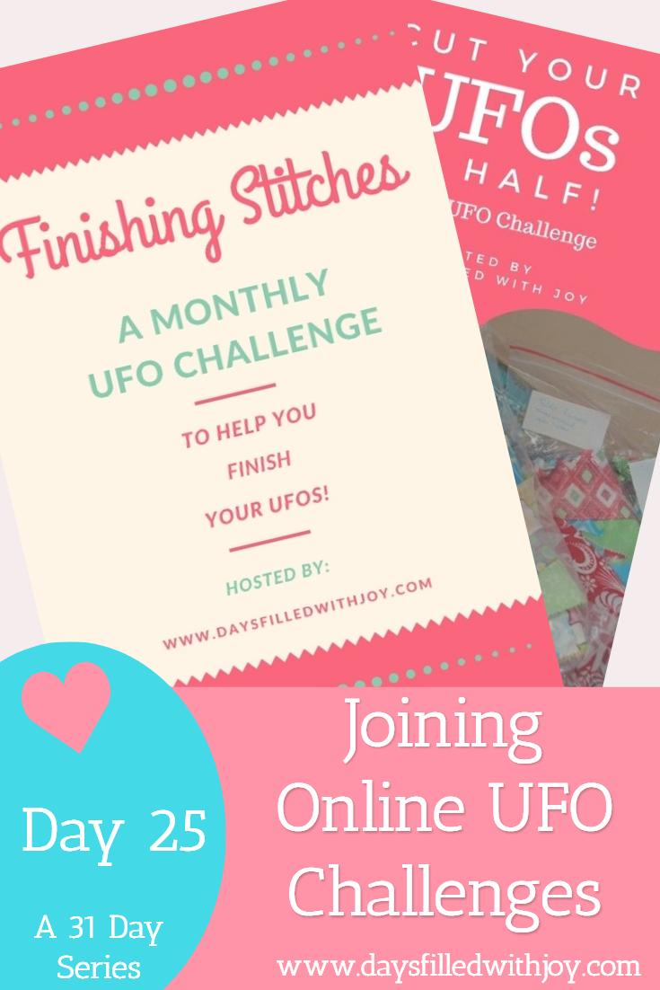 Online UFO Challenges