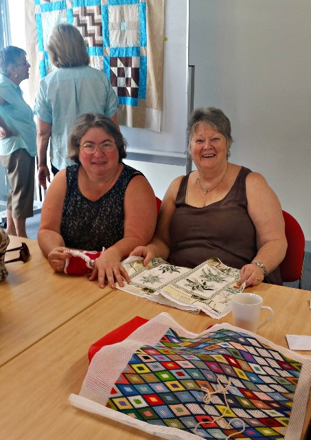 quilting blog friends