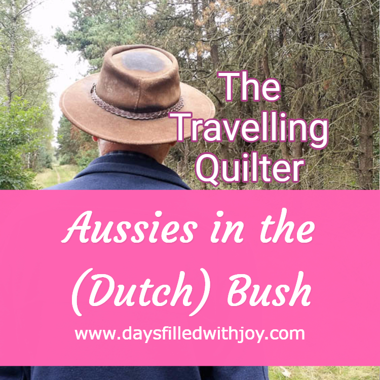 Aussies in the (Dutch) Bush