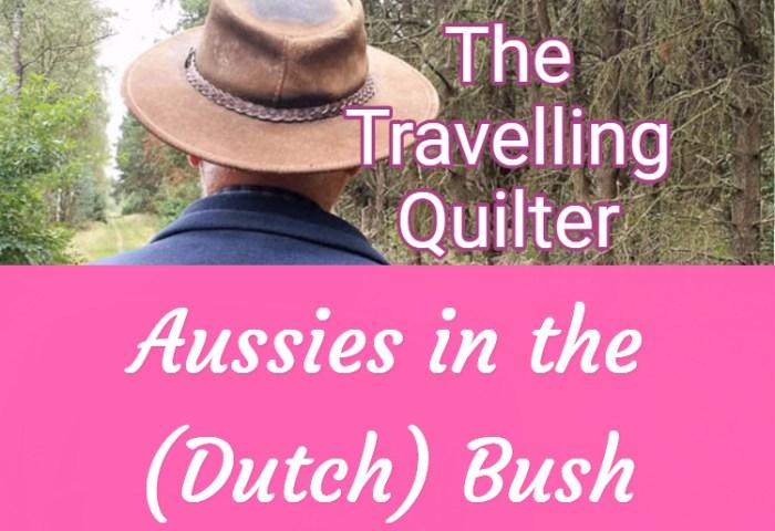 Aussies in the (Dutch) Bush