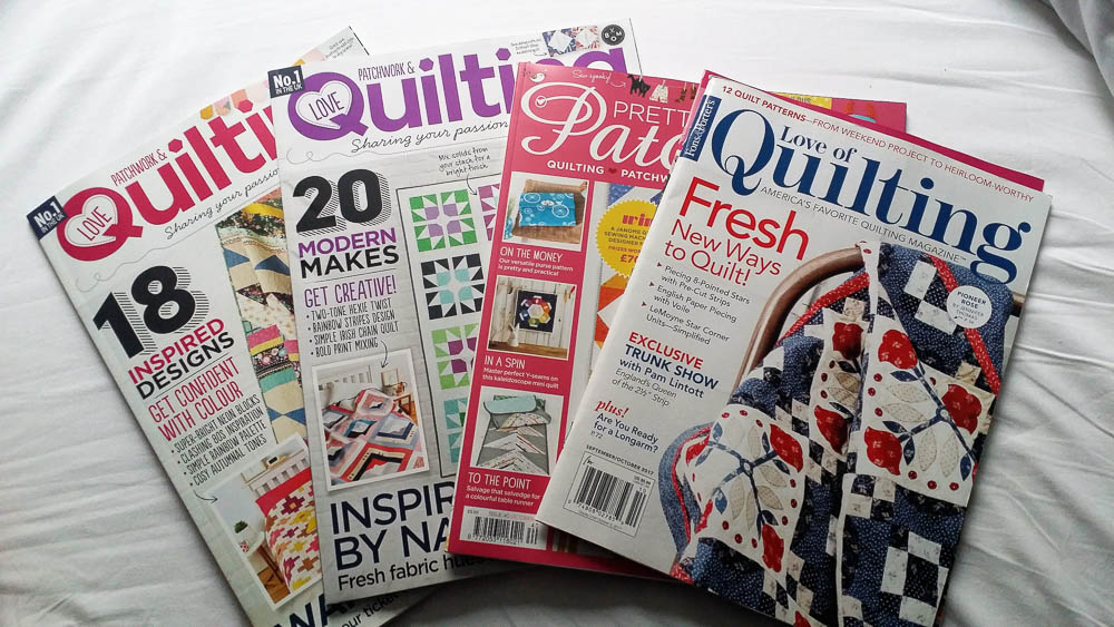 quilting and patchwork magazines