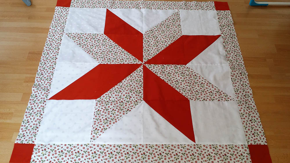 star-quilt