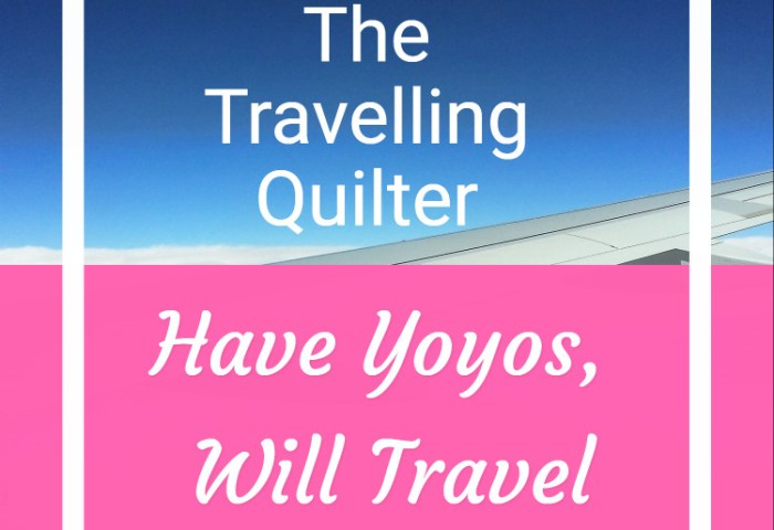The Travelling Quilter