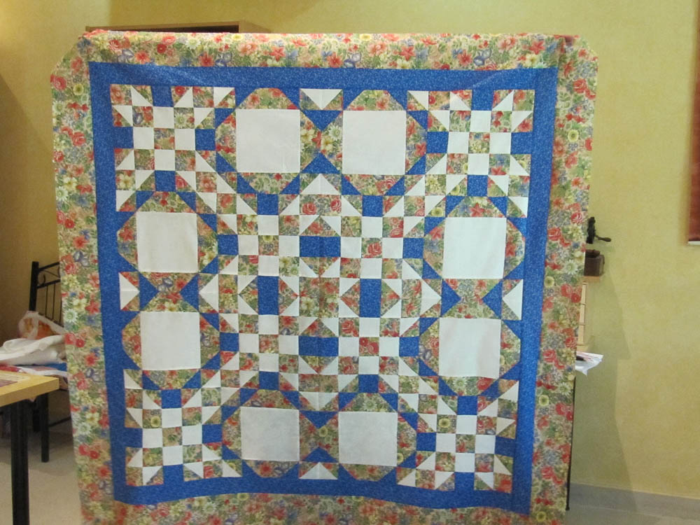 Atlanta Quilt - Teaching Beginners to Sew and Quilt