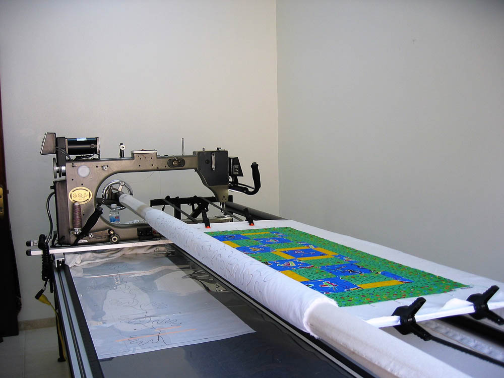 Gammill Long Arm Quilting