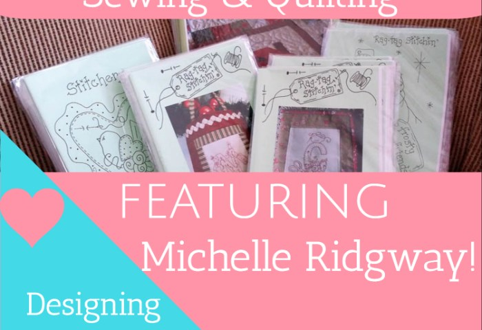 Featuring Michelle Ridgway!