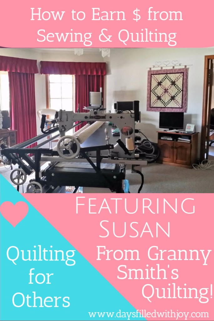 Susan from Granny Smith's Quilting