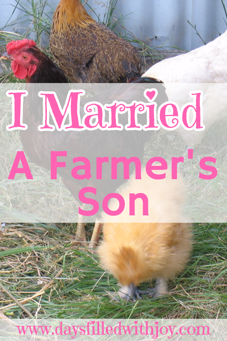 Quilter married to a farmer's son