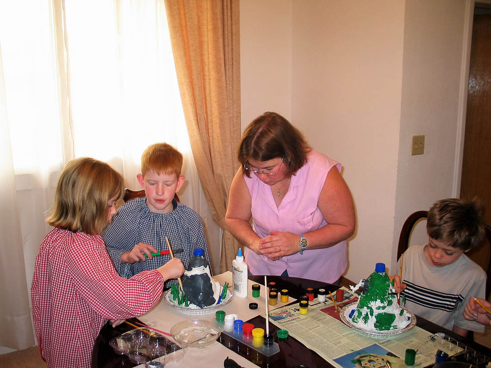 A Trip Down Memory Lane, when I first started quilting
