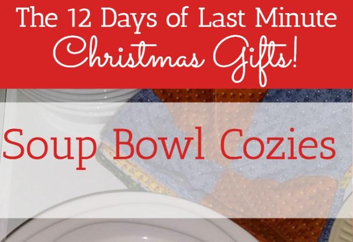 Soup Bowl Cozies