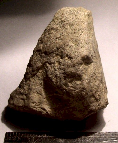 Recognizing Faces in Lithic Artifacts Figure Stones  A