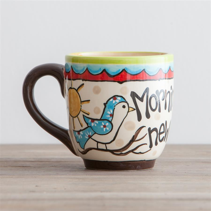 Morning by Morning - Jumbo Mug