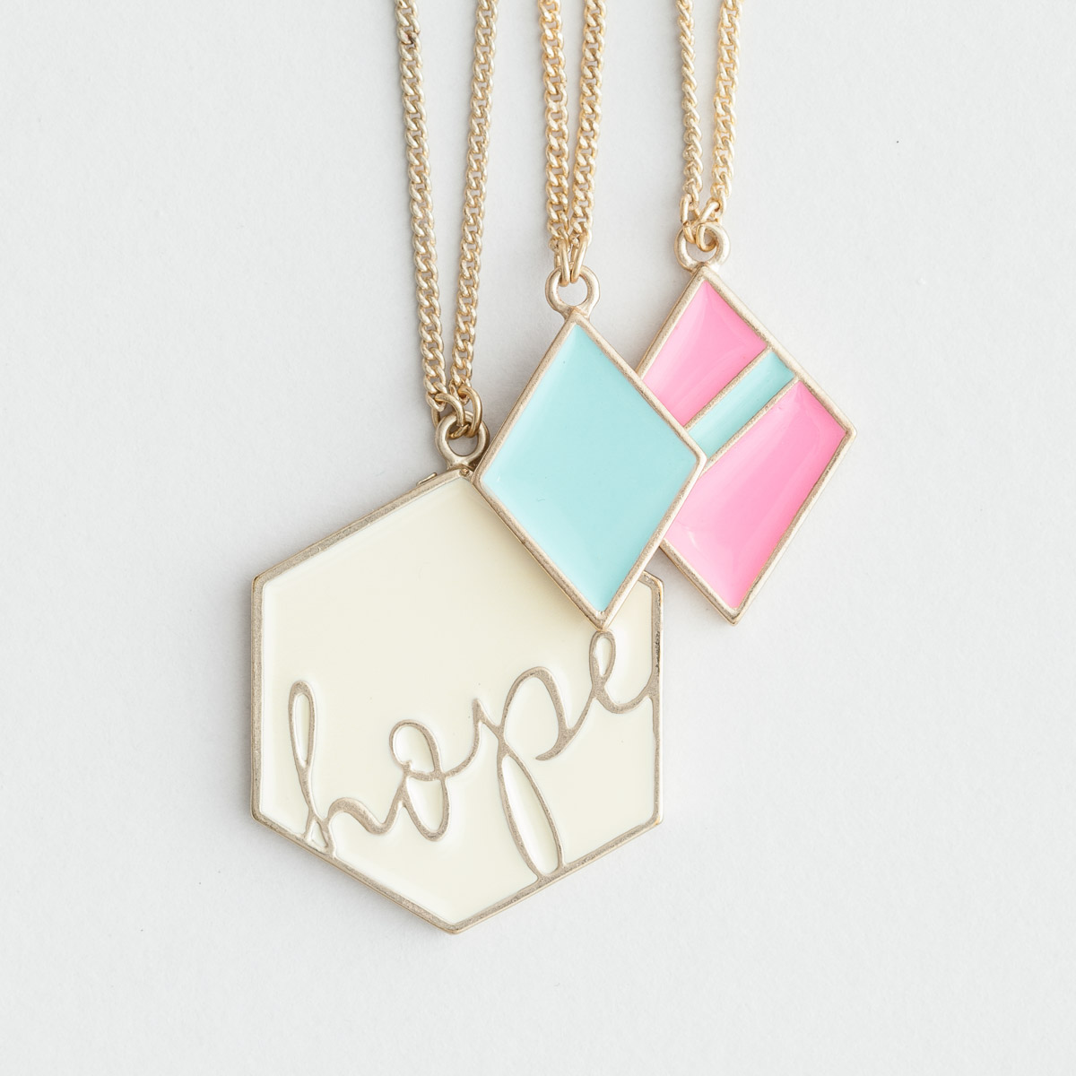 Hope - Gold Necklace