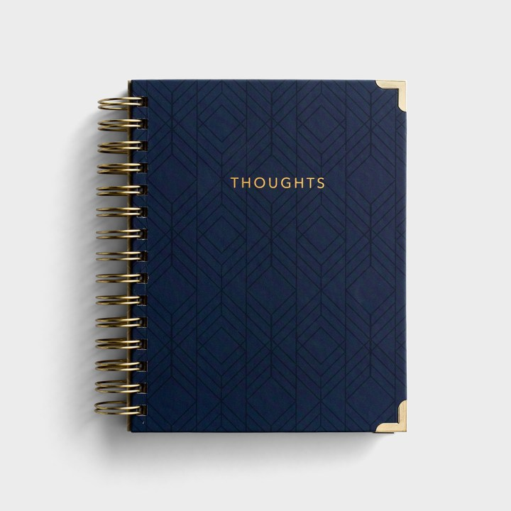 Thoughts - Scripture Journal with The Comfort Promises?