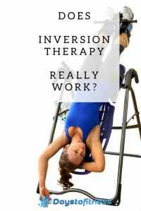 Does Inversion Therapy Really Work? | Days To Fitness