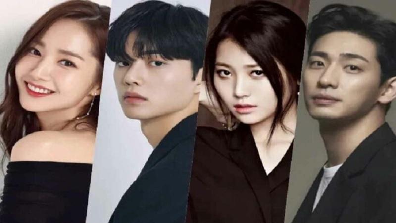 Drama Korea Terbaru Cruel Story of Office Romance