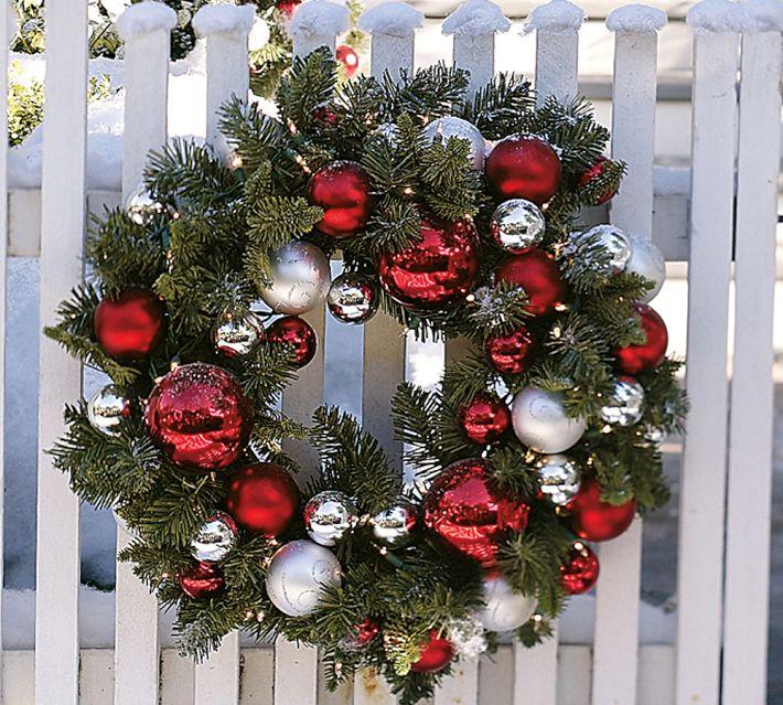 Christmas Wreath Inspiration