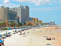 Daytona Beach Orlando Florida