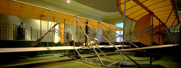 Wright Brothers National Museum - Dayton History