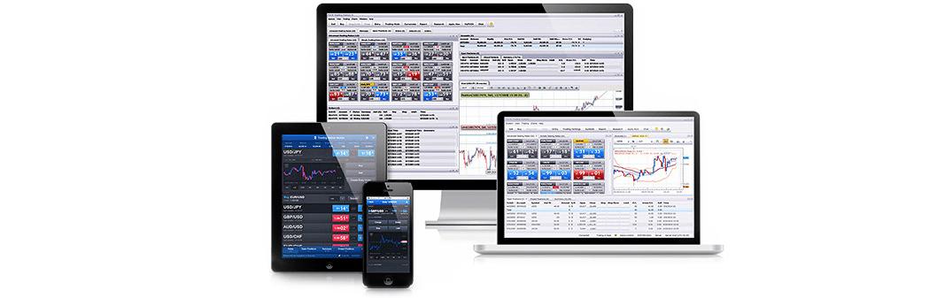 FXCM aplicaciones de trading móvil