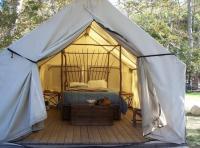 Beach Camping El Capitan Canyon Resort - Daytrippen.com