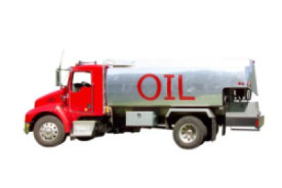 Here Comes the Oil Truck - There Goes $600