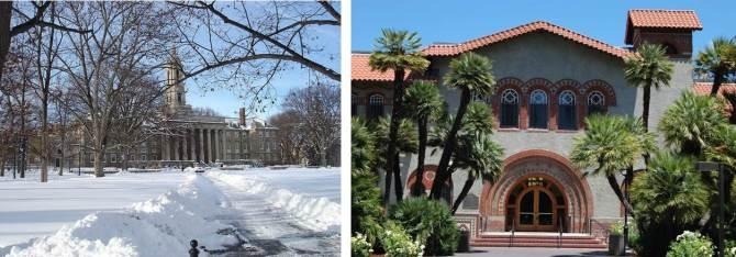 From Penn State to San Jose? Tough Choice