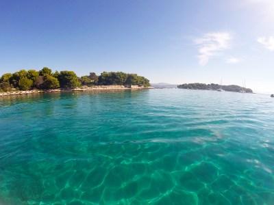 Blue Lagoon Tour with Tugging of Mrduja Island