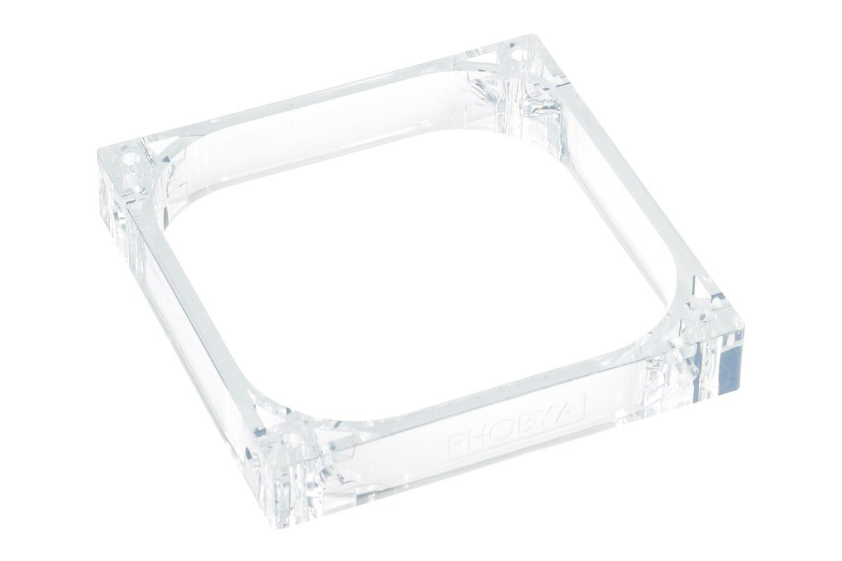 Radiator Shroud 20mm For 120mm Fans Plexi