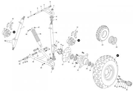 Baja 90cc Viper Wiring Diagram Baja Suspension ~ Elsavadorla