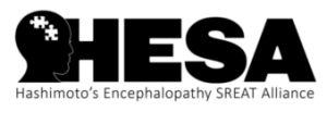 Hashimoto's Encephalopathy SREAT Alliance logo