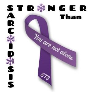 Stronger Than Sarcoidosis