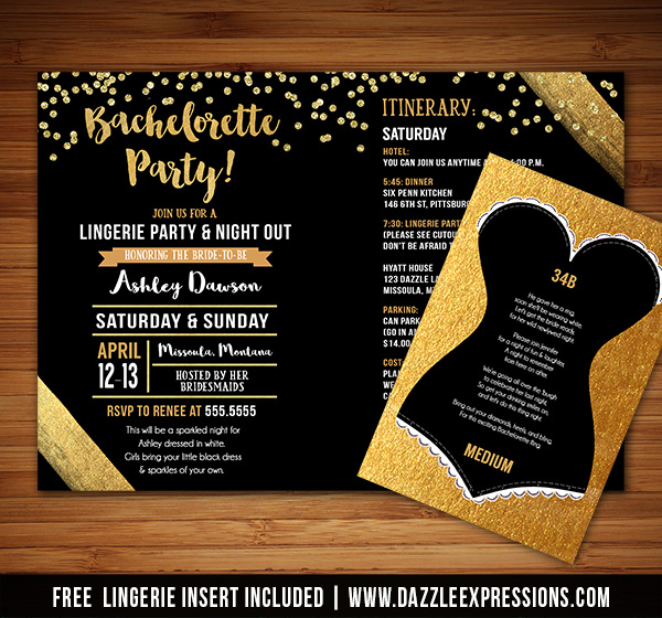 Printable Invitations Note Cards