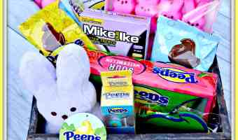 PEEPS Are A Must For Every Easter Basket #PEEPSEASTER #ad