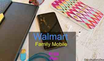 Movie Night With Walmart Family Mobile and VUDU #DataAndAMovie #ad