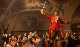 """NEW """"Gaston"""" Clip – Disney Beauty and the Beast – #BeOurGuest #BeautyAndTheBeast"""
