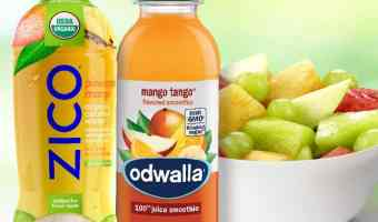 Healthy Savings On Odwalla and Zico at Safeway and Albertson's Stores#FreshCutSavings
