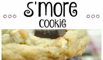 Easy S'more Cookie Recipe